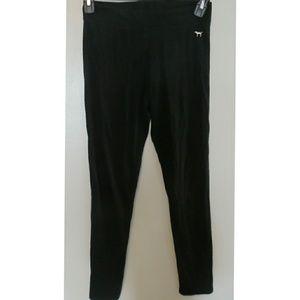 PINK brand black leggings